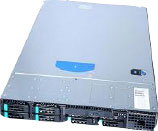 ProServ M501 Premium Virtualization Dual Quad-Core 5500 Xeon 1U Rack Mount Server by Freedom Technologies